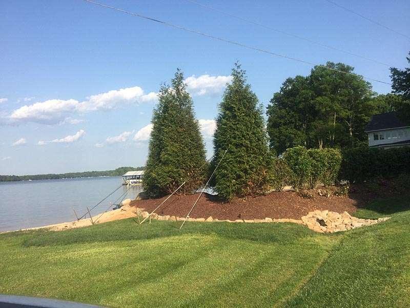 Lakeside Backyard Rebuild